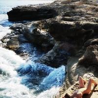Rauhe Küste